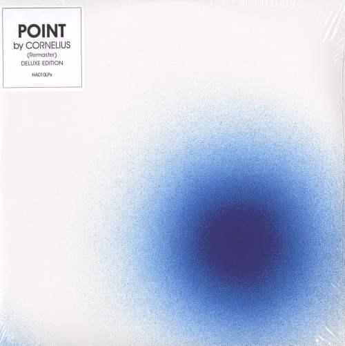 Cornelius - Point - Ltd Ed, Silver Blue, Colored Vinyl, 2XLP, House Arrest, 2019