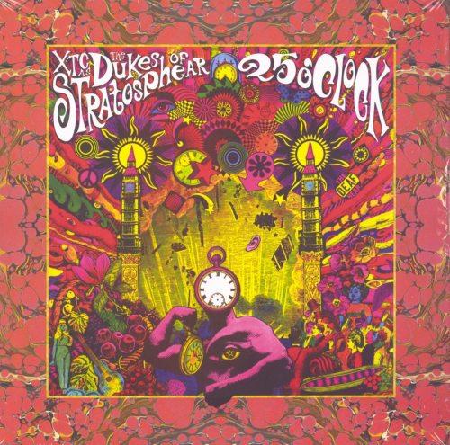 XTC as Dukes of Stratosphere - 25 O'Clock - 200 Gram, Vinyl, LP, Reissue, Ape House Uk, 2019