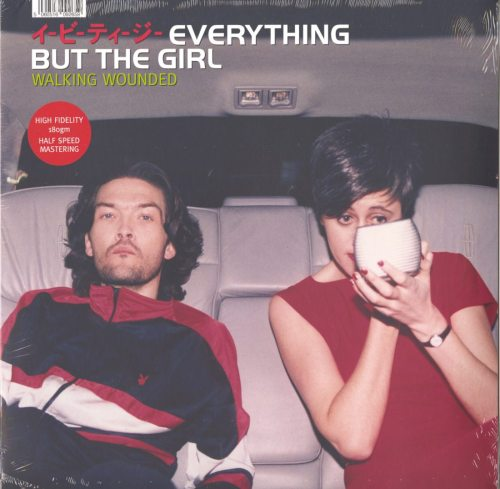 Everything But the Girl - Walking Wounded - 180 Gram, Vinyl, LP, Reissue, Buzzin Fly Records, 2019
