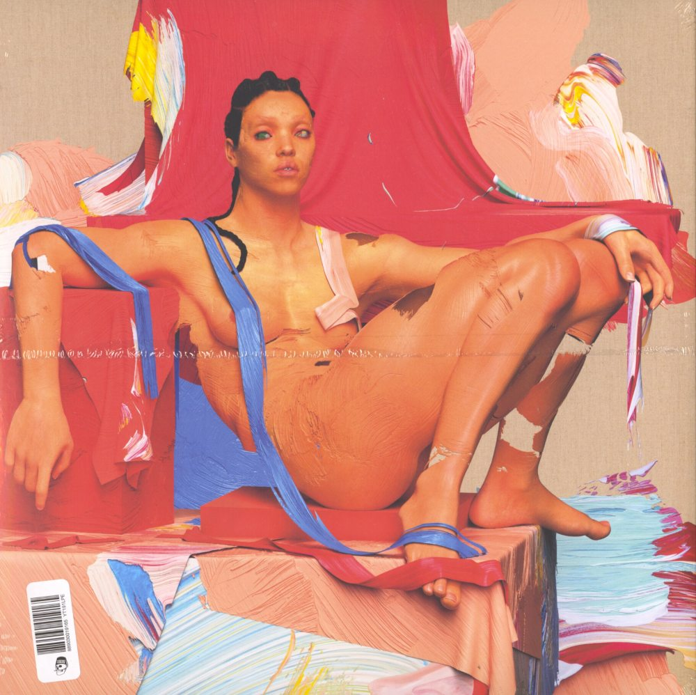 FKA Twigs - Magdalene - Limited Edition, Red, Colored Vinyl, LP, Young Turks, 2019