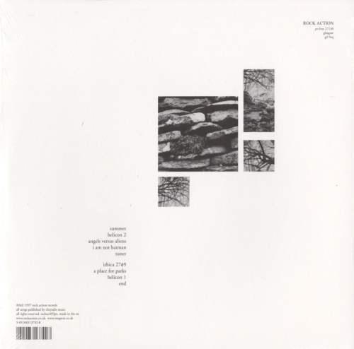 Mogwai - Ten Rapid (Collected Recordings 1996-1997) - Ltd Ed, Green, Colored Vinyl, Rock Action Records, 2019