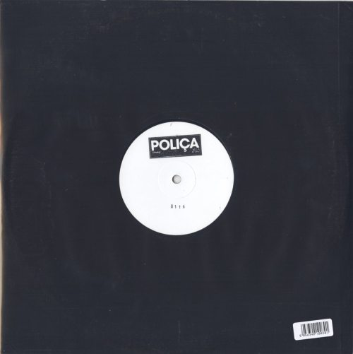 "Poliça - Driving / Trash In Bed - Limited Edition, 12"" Vinyl, Single, Memphis Industries, 2019"