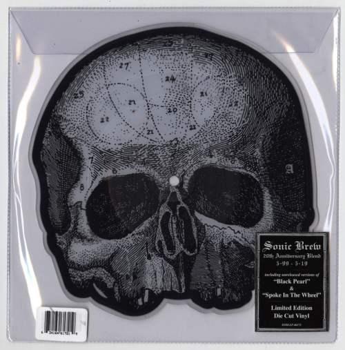"""Black Label Society - Black Pearl / Spoke In The Wheel - 10"""" Vinyl, Picture Disc, 2019"""