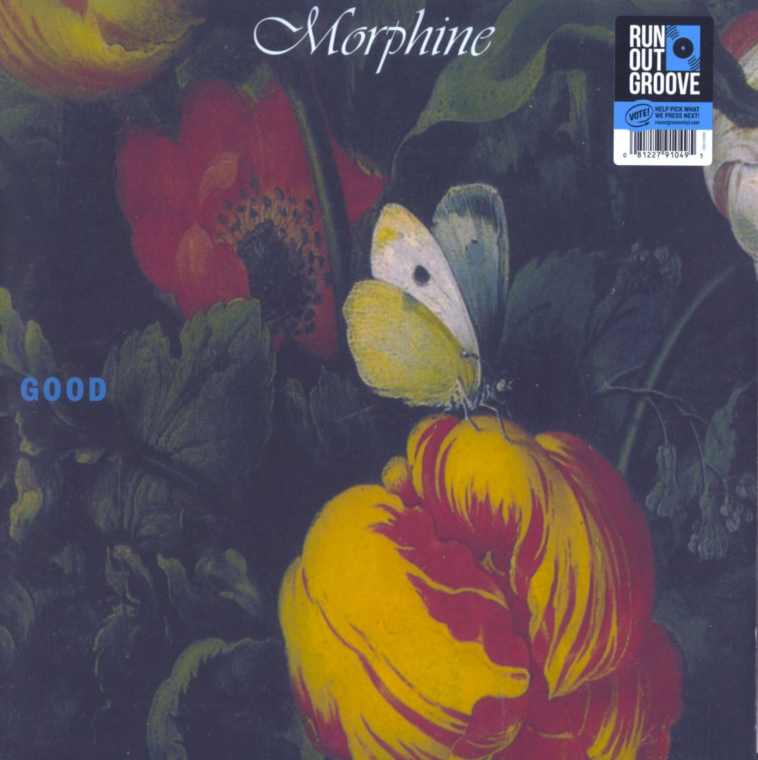 Morphine - Good - Limited Edition, Numbered, 180 Gram, Double Vinyl, Numbered, Expanded, Run Out Groove, 2020