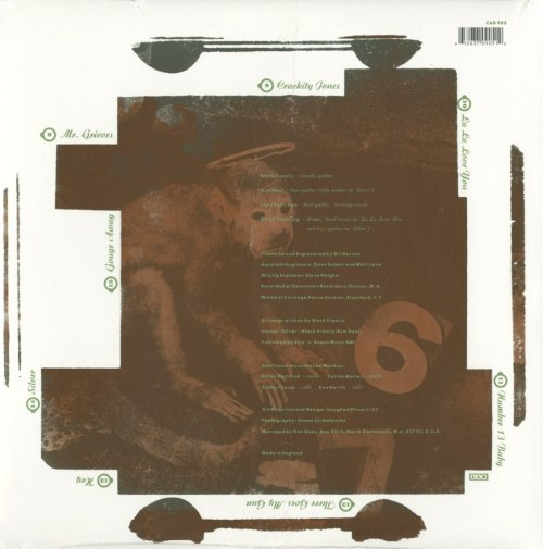 Pixies - Doolittle - 180 Gram, Vinyl, Reissue, 4AD, 2004 - New, Sealed