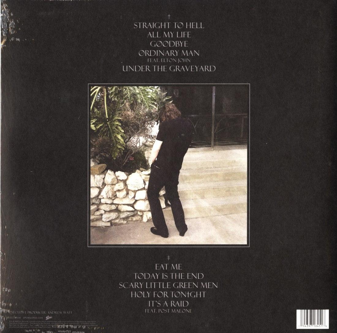 Ozzy Osbourne - Ordinary Man - 140 Gram, Black Vinyl, LP, Epic, 2020