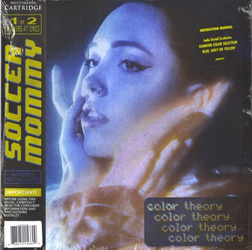 Soccer Mommy - Color Theory - Limited Edition, Random, Colored Vinyl, LP, Caroline, 2020