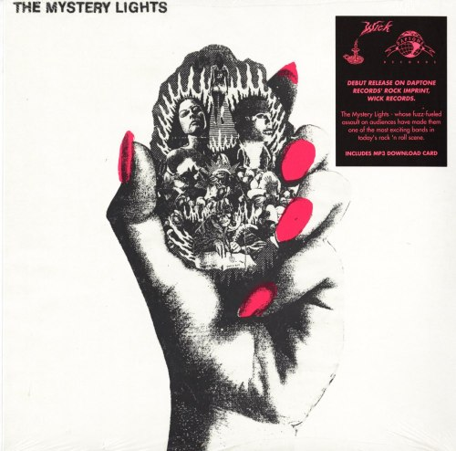 The Mystery Lights - The Mystery Lights - Vinyl, LP, Wick Records, 2016