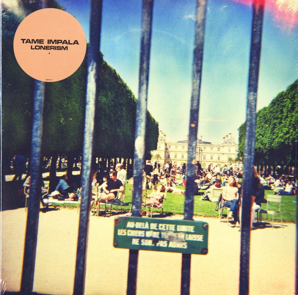 Tame Impala - Lonerism - Double Vinyl, LP, Modular/Interscope Records, 2012