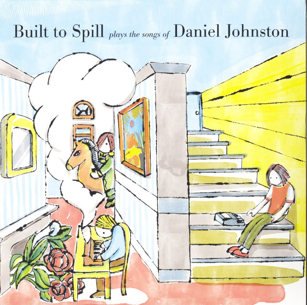 Built To Spill - Plays The Songs Of Daniel Johnston - Vinyl, LP, Ernest Jenning, 2020