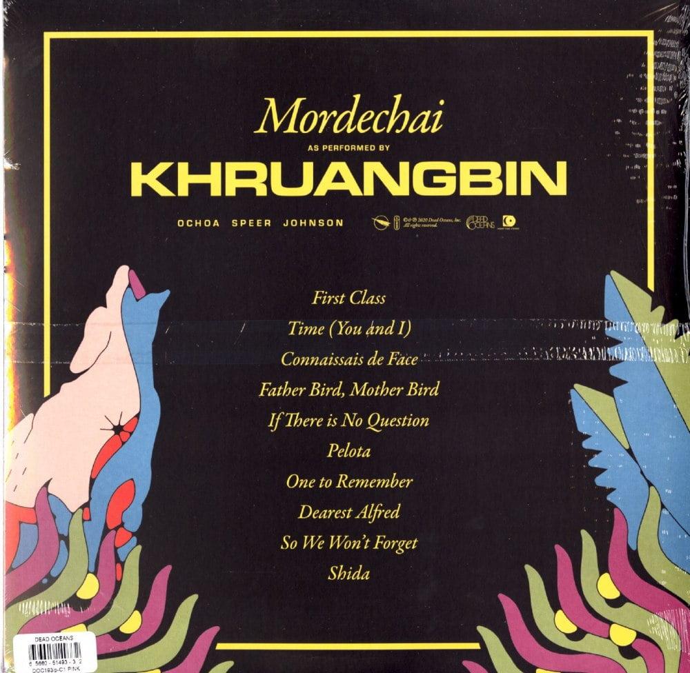 Khruangbin - Mordechai - Pink, Colored Vinyl, LP, Dead Oceans, 2020