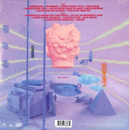 Glass Animals - Dreamland - Limited Edition, Blue, Colored Vinyl, LP, Republic Records, 2020
