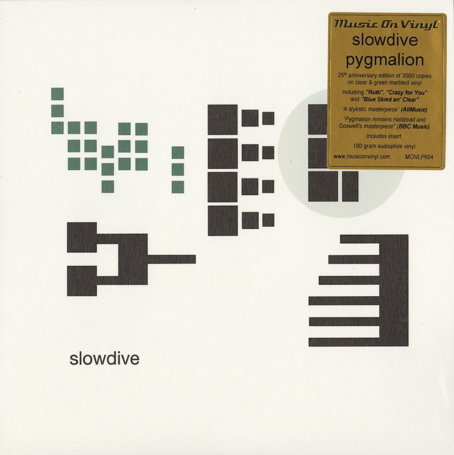 Slowdive - Pygmalion - Limited Edition, Numbered, Colored Vinyl, LP, Music On Vinyl, 2020