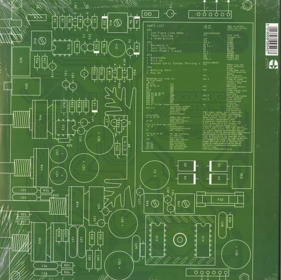 Sneaker Pimps - Becoming X - Double Vinyl, Reissue, One Little Indian, 2020