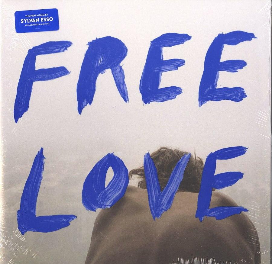 Sylvan Esso - Free Love - Limited Edition, Blue, Colored Vinyl, LP, Loma Vista, 2020