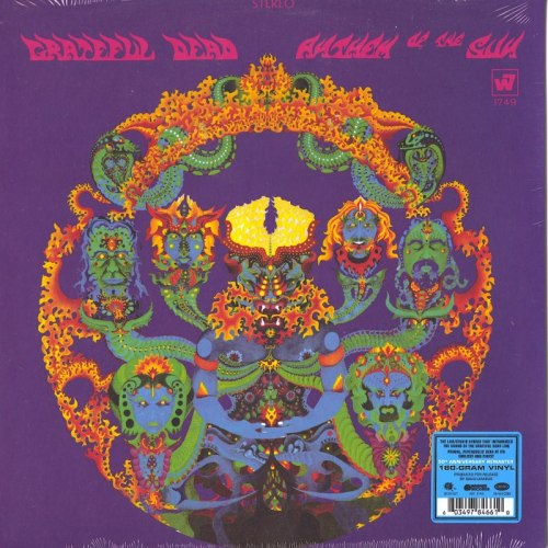 Grateful Dead - Anthem Of The Sun - 50th Anniversary, Remastered, 180 Gram, Vinyl, LP, Rhino, 2020