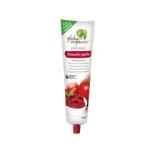 Global Organics Tomato Paste Organic (Tube) 200g