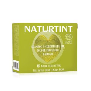 NaturTint Shampoo Conditioner Bar Repairing 2-in-1 75g