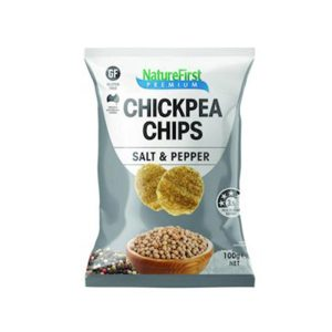 Nature First Chips Lentil with Peri-Peri 100g