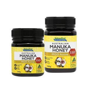 Nature First Honey Manuka (AU) MGO Active 550+