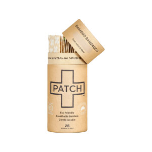 Nutricare Patch Natural Bamboo Plasters