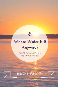 Palestine Texas Real Estate Water Issues Palestine TX realtor,