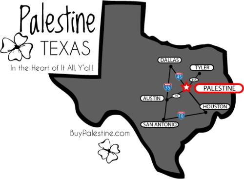 Retire in Palestine, TX