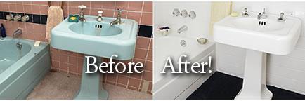 What a transformation! This are resurfacing results.  Image Credit via Miracle Method Resurfacing