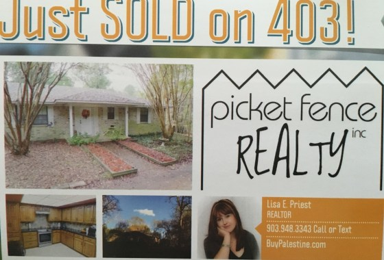 real estate sell my house in palestine tx