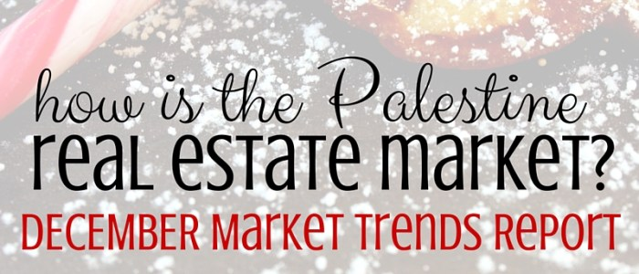 Palestine TX Real Estate Market Report– December 2015
