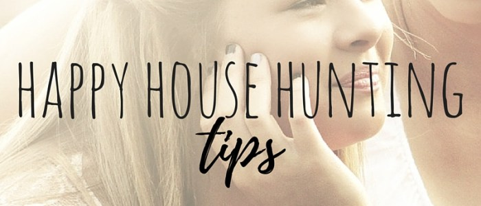 happy house hunting tips for your real estate search in palestine, texas