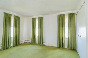 Look at that perfect shade of Avocado Green..haha! Photo Credit: Ugly House Photos