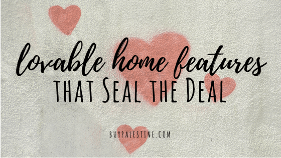 Lovable Home Features that Seal the Deal