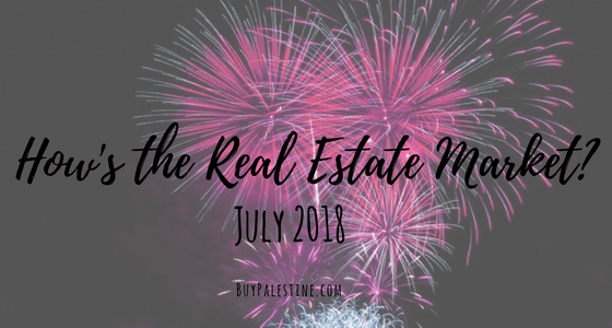 How's the Real Estate Market? – July 2018 Report