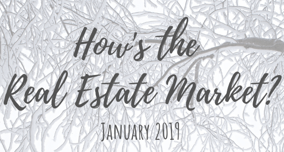 How's the Real Estate Market_ – January 2019 Report