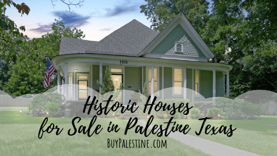 Palestine Real Estate Palestine Tx Homes For Sale Buypalestine