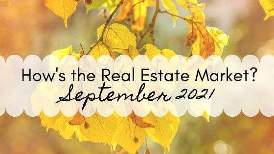 Palestine Texas Real Estate Monthly Market Report September 2021