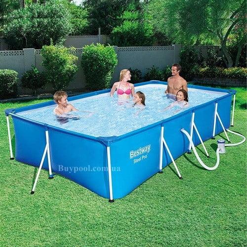 Каркасный бассейн Bestway 56424