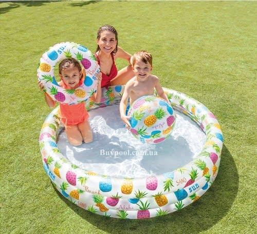 Детский бассейн Intex 59469