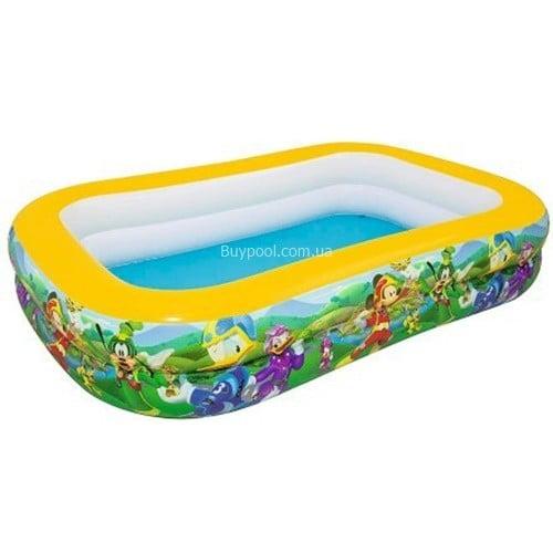 Детский надувной бассейн Bestway 91008