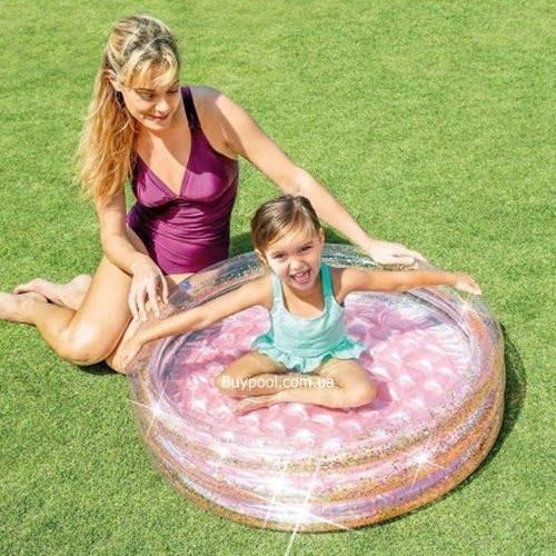 Детский надувной бассейн Intex 57103