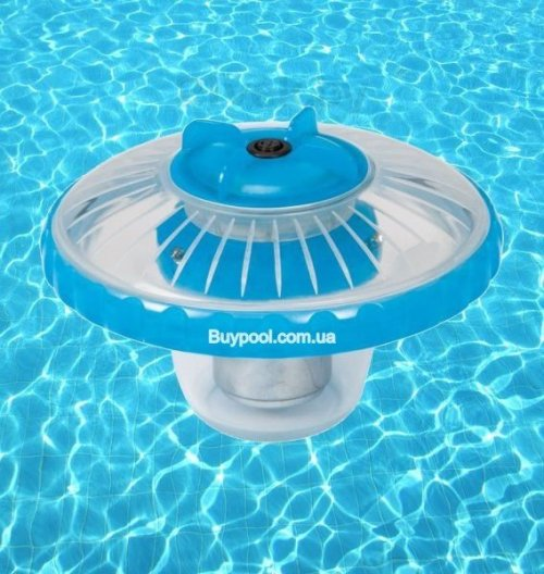 Плавающий фонарь подсветка бассейна Intex 28690