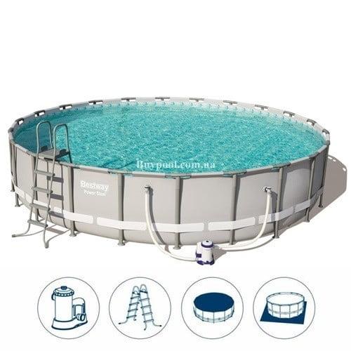 Каркасный бассейн Bestway 56705