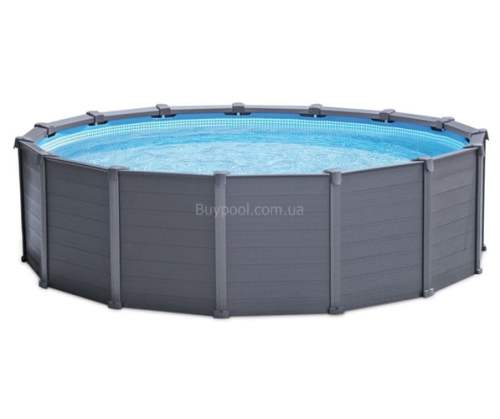 Каркасный бассейн Intex 26384
