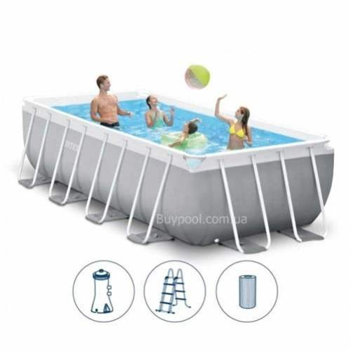 Каркасный бассейн Intex 26790