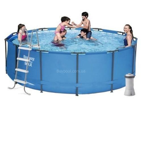 Каркасный бассейн MAX Bestway 13898