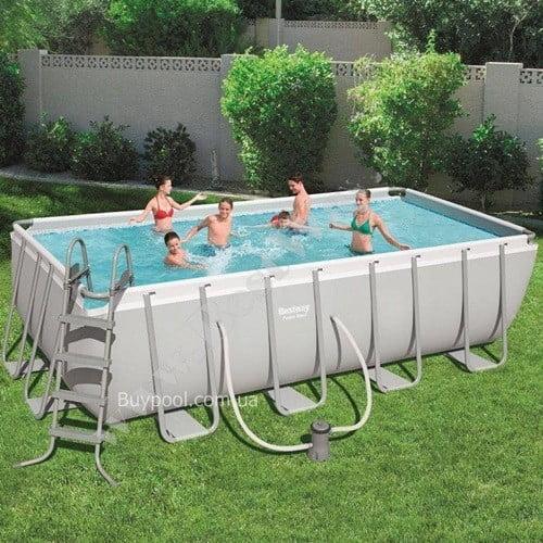 Каркасный бассейн Bestway 56670 (488x274x122 см)