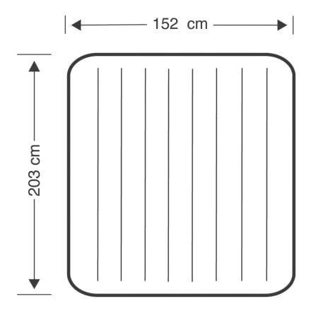 Надувной матрас Intex 64765