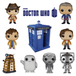Dr Who Funko Pop Vinyls