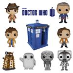 Dr Who Funko Pop Vinyls